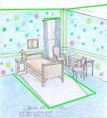 dessiner une chambre en perspective dessin d une chambre en perspective 1 mon premier dessin