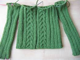 how to knit a sweater not martha my fourth sweater the b o b
