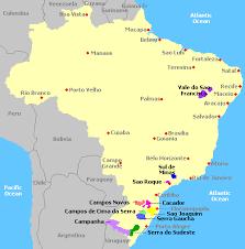map of brazil of brazil