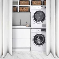kitchen pantry storage ideas nz 5 ideas for a small laundry spaces bath co