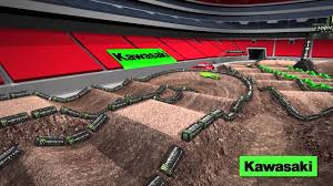 Road Atlanta Track Map kawasaki dynamic track map atlanta round 9 youtube