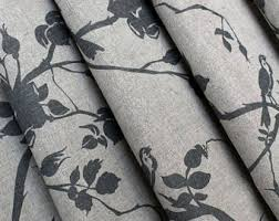 Made To Measure Drapes Grey Curtains Etsy
