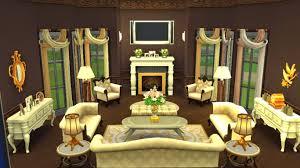 sims 4 room download elegant living room sanjana sims studio