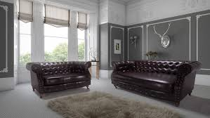 Chesterfield 3 Seater Sofa by New Luxury Belgravia Chesterfield 3 2 1 Seater Bonded Leather Sofa