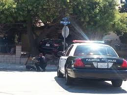 behind the badge short fullerton police pursuit ends with crash