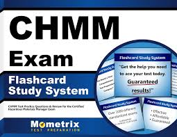 chmm exam flashcard study system chmm test practice questions