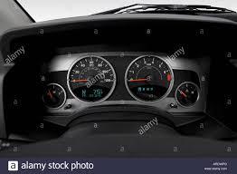 2007 jeep compass sport in black speedometer tachometer stock
