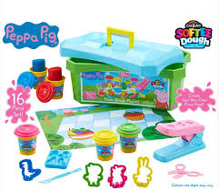 Peppa Pig Play Doh Peppa Pig Softee Dough Picnic Playset Keep Up With The Jones Family