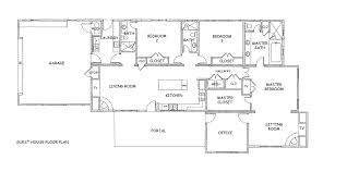 Southwest Homes Floor Plans Contemporary Southwest Style Equestrian Estate In Santa Fe Nm