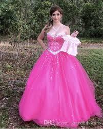 fuchsia quinceanera dresses tulle sweetheart fuchsia quinceanera dresses 2017 dazzling