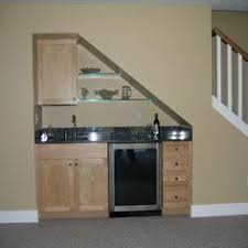 Basement Kitchen Designs Guest Bedroom Basement Kitchenette Perfect For Small Spaces