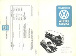 volkswagen winter thesamba com vw archives 1959 vw canada winter service