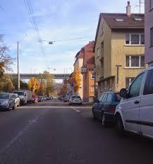 Bad Cannstatt Bahnhof Radfahren In Stuttgart Wir Fahren Dann Mal Auf Der Fahrbahn