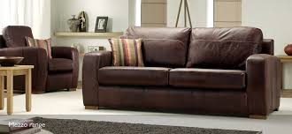 Saddle Brown Leather Sofa Mezzo Modern Saddle Leather Scatter Cushions Sofasofa Sofasofa