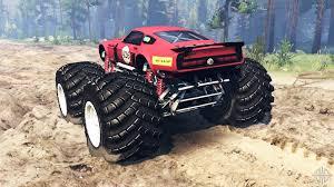 monster jam 2014 trucks mustang shelby gt500 monster truck for spin tires