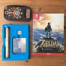 ds legend of zelda pouch amazon deal black friday legend of zelda breath of the wild special edition nintendo
