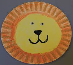 lion mask craft 54 paper plate lion mask template paper plate duck craft