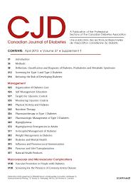 c1 cda canadian diabetes association guidelines 2013