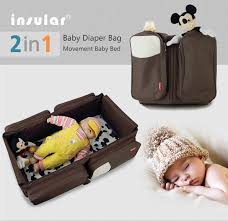 portable baby bed crib outdoor folding bed travelling baby diaper
