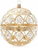 gold plated christmas ornaments don t miss this deal on matashi 24k gold plated studded