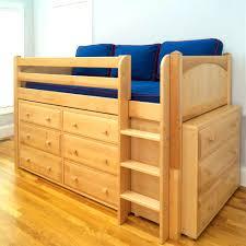 Ikea Bunk Bed With Desk Loft Beds Loft Bed With Dresser Desk Beds Combo Ikea Loft Bed