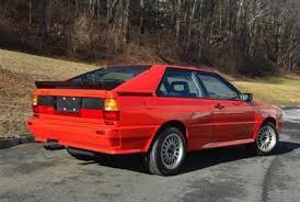 1983 audi quattro 1983 audi quattro german cars for sale