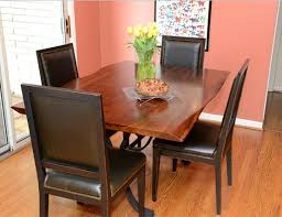 Dining Room Accents Luxurious Accent Of Rustic Dining Room Tables And Chairs Home