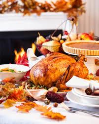host a thanksgiving potluck
