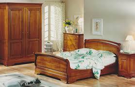chambre en merisier lit louis philippe en merisier meubles hummel