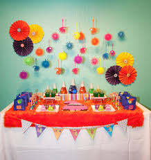 birthday party ideas a colorful birthday party party ideas party