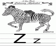 abc words alphabet c7377 coloring pages printable