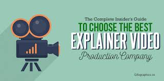 production company how to choose the best explainer production company