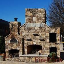 Firerock Masonry Fireplace Kits by Firerock Outdoor Fireplace Kit Bbq Pinterest Fireplaces