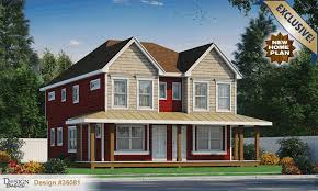 new house plans multi family house home floor plans design basics