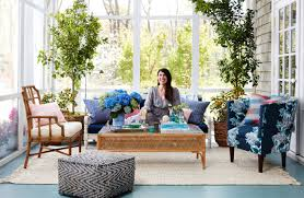 Better Homes And Gardens Interior Designer Estee Stanley U0027s Porch Makeover People Com