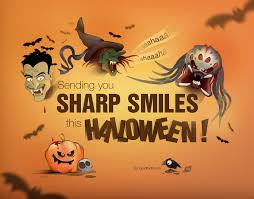 funny halloween cards