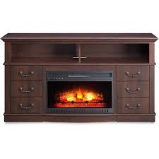 better homes and gardens media fireplace console for tvs up to 70