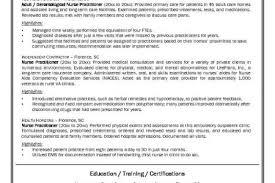 Nurse Practitioner Resume Sample by Registered Nurse Resume Pacu Denise Jones Msn Rn Resume