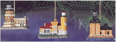 lefton lighthouses miniature lighthouses lighthouse ornaments