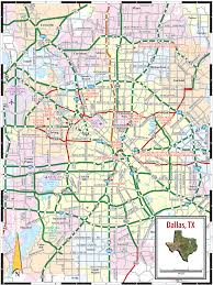 Texas Map Picture Dallas Tx Map