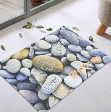 tappeti esterno 3d flanella ingresso zerbino esterno antiscivolo 3d cucina tappeti