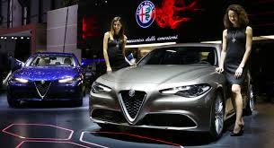alfa romeo giulia to get more engines manual petrol versions by