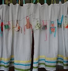 Laundry Room Curtain Decor Laundry Room Compact Design Ideas No Sew Cafe Curtains Room