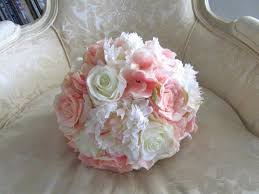 Shabby Chic Wedding Bouquets by 22 Best Wedding Flowers Images On Pinterest Bride Bouquets