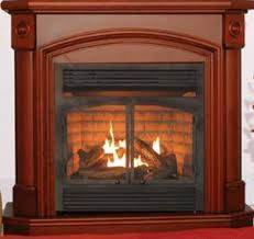 Btu Gas Fireplace - kozy world montclaire gas fireplace with coffee mantel 32 000 btu