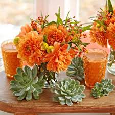 Decorate A Vase 50 Easy Fall Decorating Projects Midwest Living