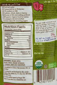 Pantryk He Ella U0027s Kitchen Organic Baby Food The Spinach Rutabaga One 3 5