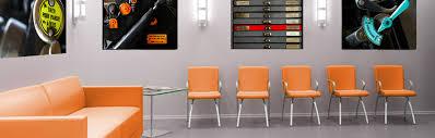 deco bureau entreprise décoration de bureau entreprise tableau décoratif mural edc