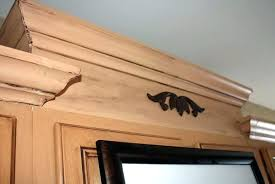 how to install crown molding on kitchen cabinets how to install crown molding on kitchen cabinets crown molding