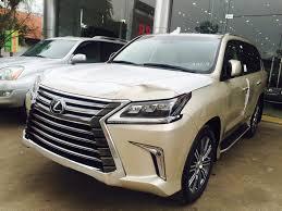 xe oto lexus lx 570 bán lexus lx570 nhập khẩu mỹ model 2016 màu đen trắng giao ngay
